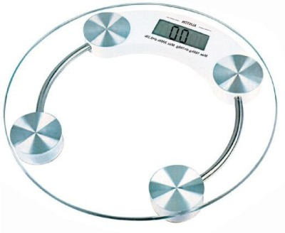 Deep Econotech glass personal scale Weighing Scale