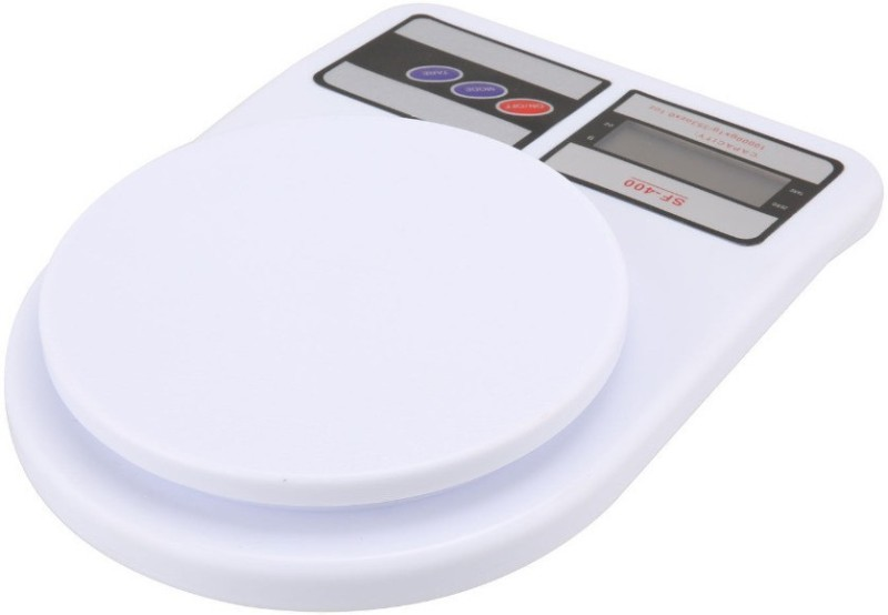 eDeal SF-400 10 kg Weighing Scale(White)