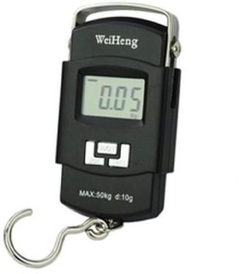 Divinext 50-Kg Lcd Digital Weighing Scale(Black)