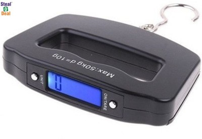 Stealodeal Digital Luggage Scale 50 Kg Weighing Scale