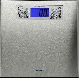 Venus SVAS-134 Steel Body Digital with Back Light Weighing Scale