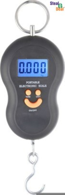 Stealodeal Smiley 50kg Multicolor Weighing Scale