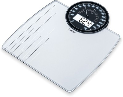 Beurer Analogue And Digital Dual Display Weighing Scale