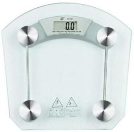 CreativeVia Personal Health Body Checkup Fitness Square Weighing Scale
