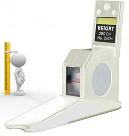 Shrih Height Measuring Weighing Scale