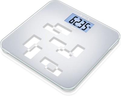 Beurer Universal Glass Weight Checker Weighing Scale