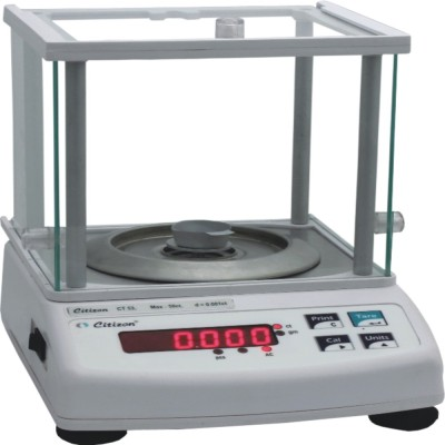 citizon digital electronic balance for diamond capacity 50 ct, accuracy : 0.001 ct Weighing Scale