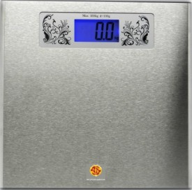 NSC Prime Weighing Scale(Silver)