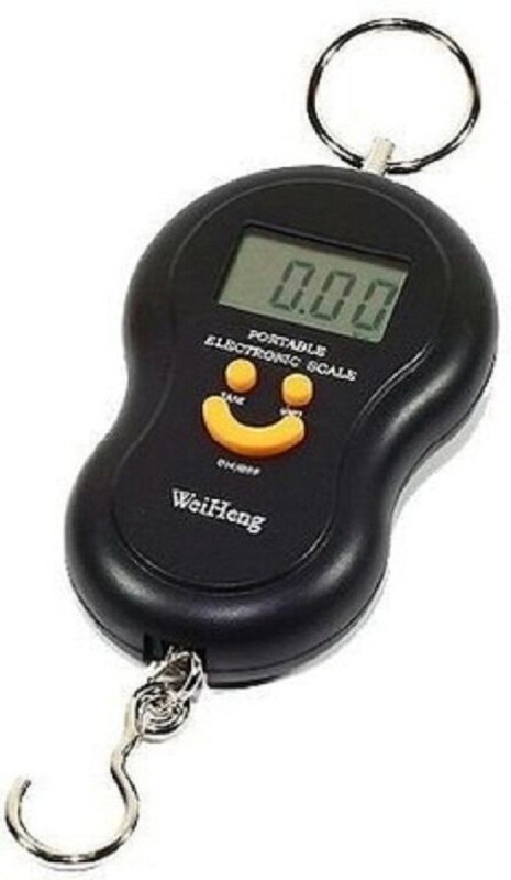 The Lng's Store LNG'S002 Weighing Scale(Black)
