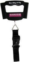 Samson Luggage Weighing Scale(Black)