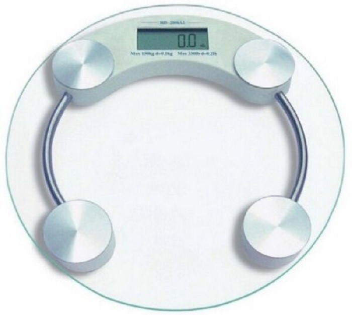 The Lngs Store LNGS006 Weighing Scale(White)