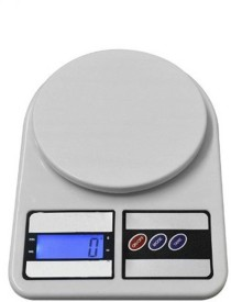 German Chef New Sf 400 10kg Weighing Scale(White)