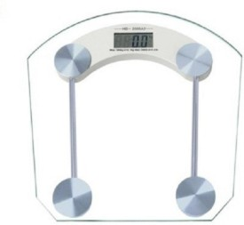 jhondeal Transparent Weighing Scale