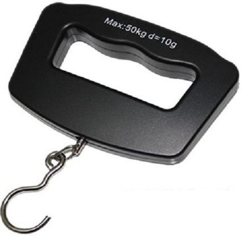 TG Electronic Luggage Hook Type Weighing Scale(Black)