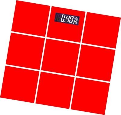 Weigtrolux Digital Personal Bathroom Health Body Weighing Scale