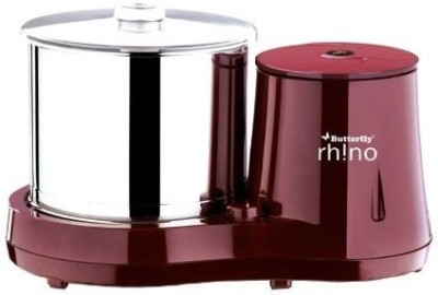 Butterfly Rhino TTWG Wet Grinder(Red)