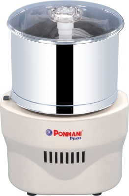 Ponmani Pearl Wet Grinder(White)