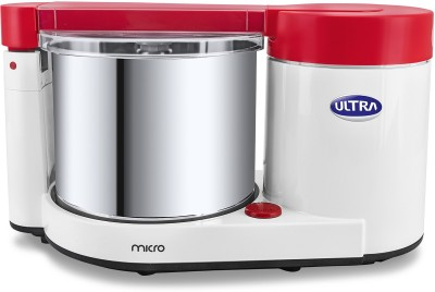 ELGI Ultra Micro 1.75 L Wet Grinder(Red)