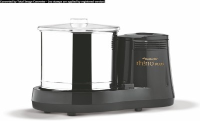 Butterfly Rhino Plus TTWG Wet Grinder(Black)