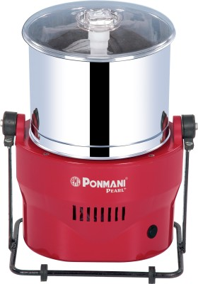 Ponmani Pearl Plus Wet Grinder(Red)