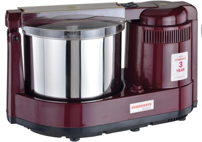 SOWBAGHYA DTP3900 Wet Grinder(Red)