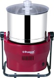 Ponmani Power Plus Wet Grinder (Red)