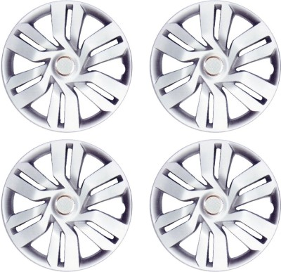 Auto Pearl Premium Quality Car Full Caps Silver 15Inches Wheel Cover For Toyota Innova