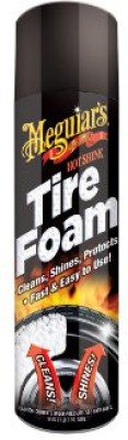Meguiar's Hot Shine Foam 538 g Wheel Tire Cleaner(Pack of 1)