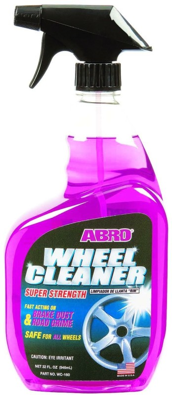 Abro WC-160 946 ml Wheel Tire Cleaner(Pack of 1)