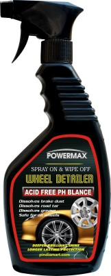 POWERMAX M-1135 500 ml Wheel Tire Cleaner