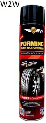 W2W NI129 650 ml Wheel Tire Cleaner(Pack of 1)