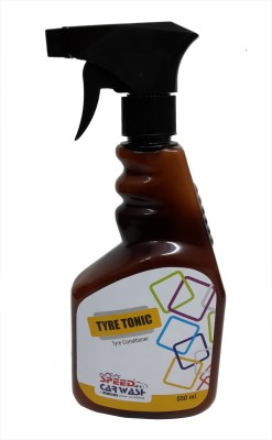 Speed Car Wash Tyre Tonic 550 ml Wheel Tire Cleaner