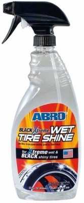 Abro 20043 680 ml Wheel Tire Cleaner(Pack of 1)