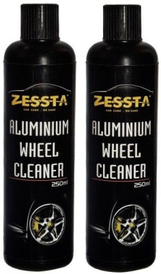 Zessta Aluminium Wheel Cleaner pack of 2 500 ml Wheel Tire Cleaner