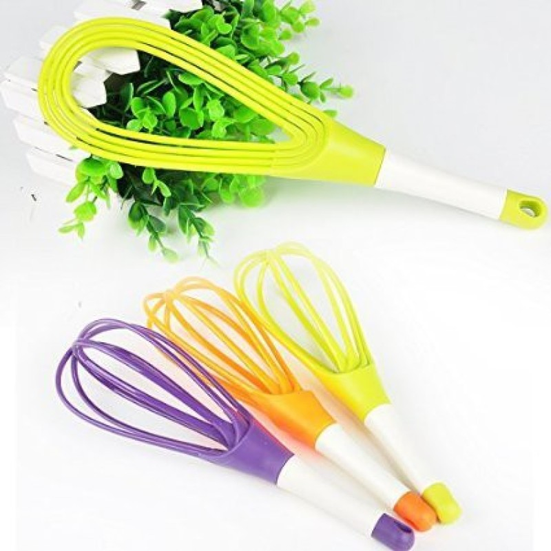 PRATHA Polypropylene Balloon Whisk