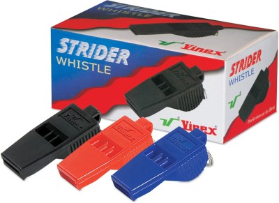 Vinex Strider (Pack of 12 Pcs) Pealess Whistle