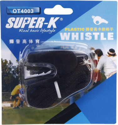 SUPER-K With Kernel Pealess Whistle