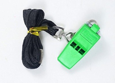 Vixen Premium Green Pealess Whistle