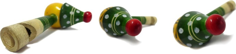 DCS Samba ( 3 ) Samba Whistle(Multicolor, Pack of 3)