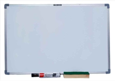 Roger & Moris Non Magnetic 1.5 X 2 FEET Whiteboards and Duster Combos