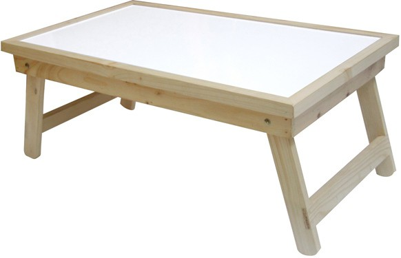 View Skys&Ray Solid Wood Study Table(Finish Color - white) Price Online(Skys&Ray)