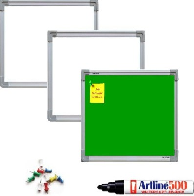 NECHAMS Magnetic Resin small Whiteboards