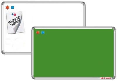 Nechams Regular Magnetic Melamine 1.5 ft x 2 ft Whiteboards