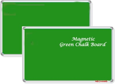 Nechams Resin Magnetic Magnetic Resin Coated 1.5 X 2 ft Greenboards