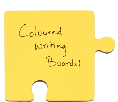 Ivei Regular Whiteboards(Set of 1, Yellow)