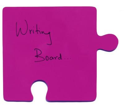 Ivei Regular Whiteboards(Set of 1, Purple)