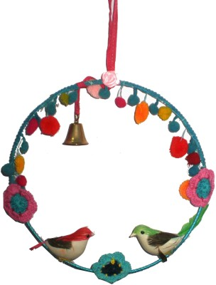 Creative Textiles Iron Windchime