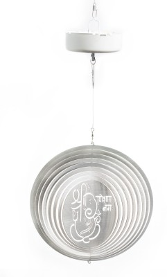 e-STORES Stainless Steel Windchime(24 inch, Silver)