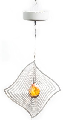 e-STORES Stainless Steel Windchime(24 inch, Steel)