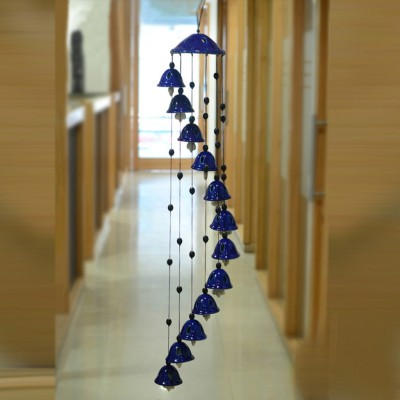 ExclusiveLane Melodious Sound Ceramic Ceramic Windchime